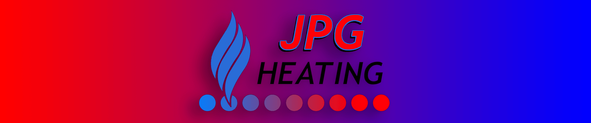 JPG Heating Norwich banner logo